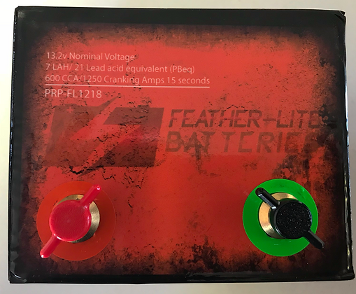 Feather-Lite 1215-BMS