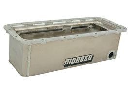 Moroso wet Sump Dragster Pan Billet Rail (20043)