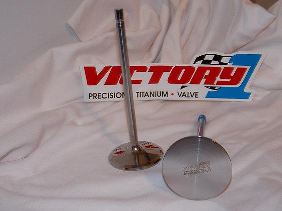 2.425 Fathead Intake Valves .400 Tip (V-108)