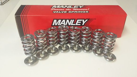 Manley NexTek Polished Drag(Man-221424P-16)