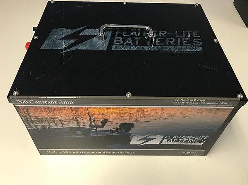 36v 190ah Sportsman Trolling Battery