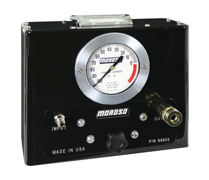 Moroso Cylinder Leak Down Tester (MOR-89603)