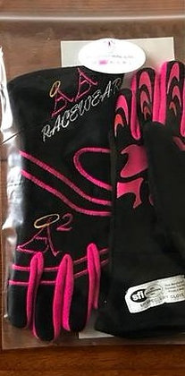"Hot Pink SFI-1 Youth ""Guardian"" Glove"
