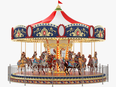 The Crackland Merry Go Round