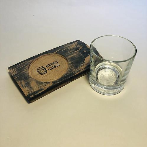 Stave and Glass (Glenlivet)