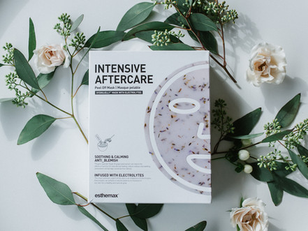 Why you need to try an Esthemax Professional Hydrojelly Mask