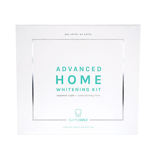 SunnaSmile Advanced at Home Whitening Kit