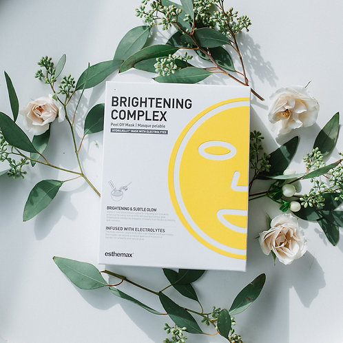 Brightening Complex Hydro jelly Mask