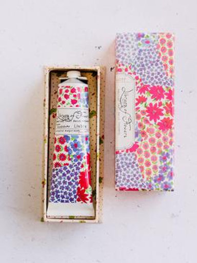 """Library of Flowers """"Linden"""" Hand Cream"""