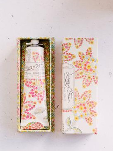 "Library of Flowers ""Honeycomb"" Hand Cream"