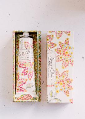 "Library of Flowers ""Honeycomb"" Hand Cream"
