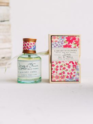 "Library of Flowers ""Linden"" Eau de Parfum"