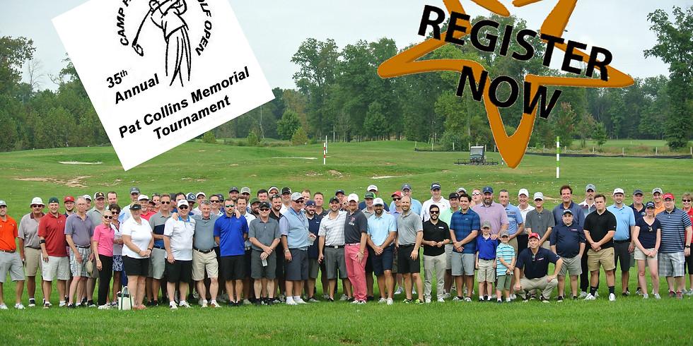 2019 Camp Fantastic Golf Open/Pat Collins Memorial Tournament
