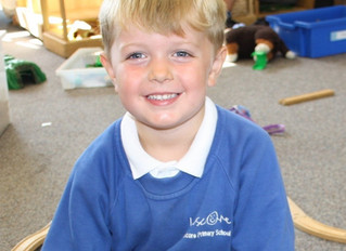 Open Day for New Reception Children 2020