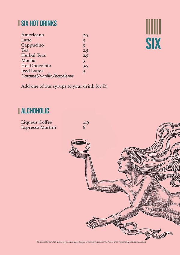 2021 Six Hot Drinks menu A4 Summer 2021.jpg