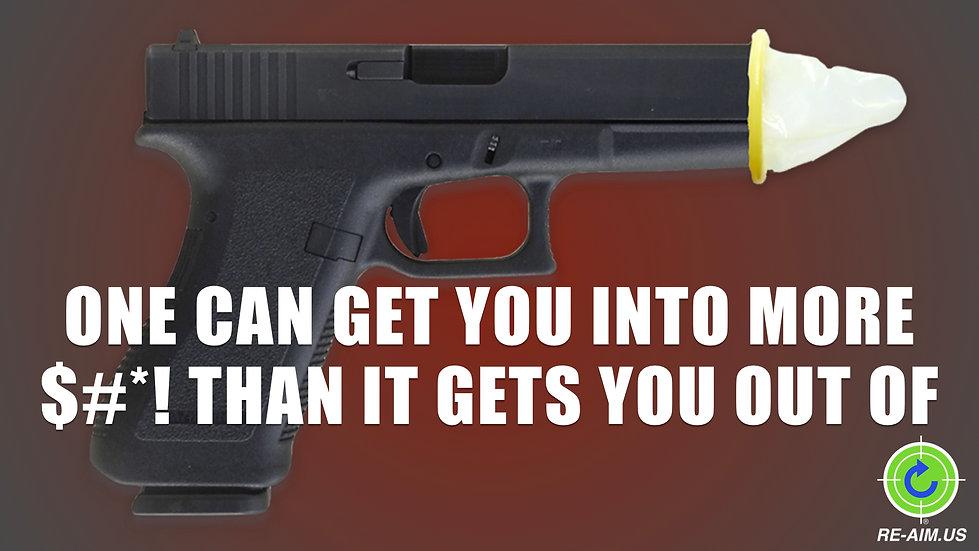 gun violence inner city shootings teen gang violence PSA RE-AIM