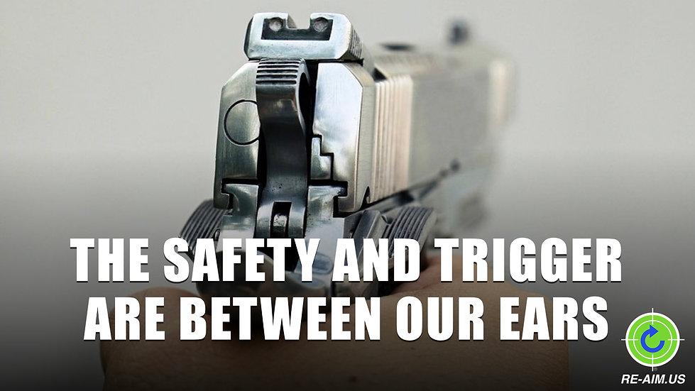 gun safety training PSA RE-AIM