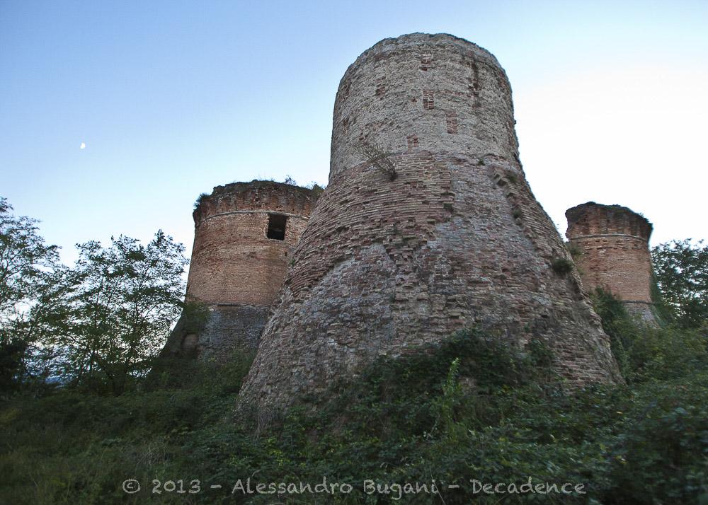 Castello di monte poggiolo-84