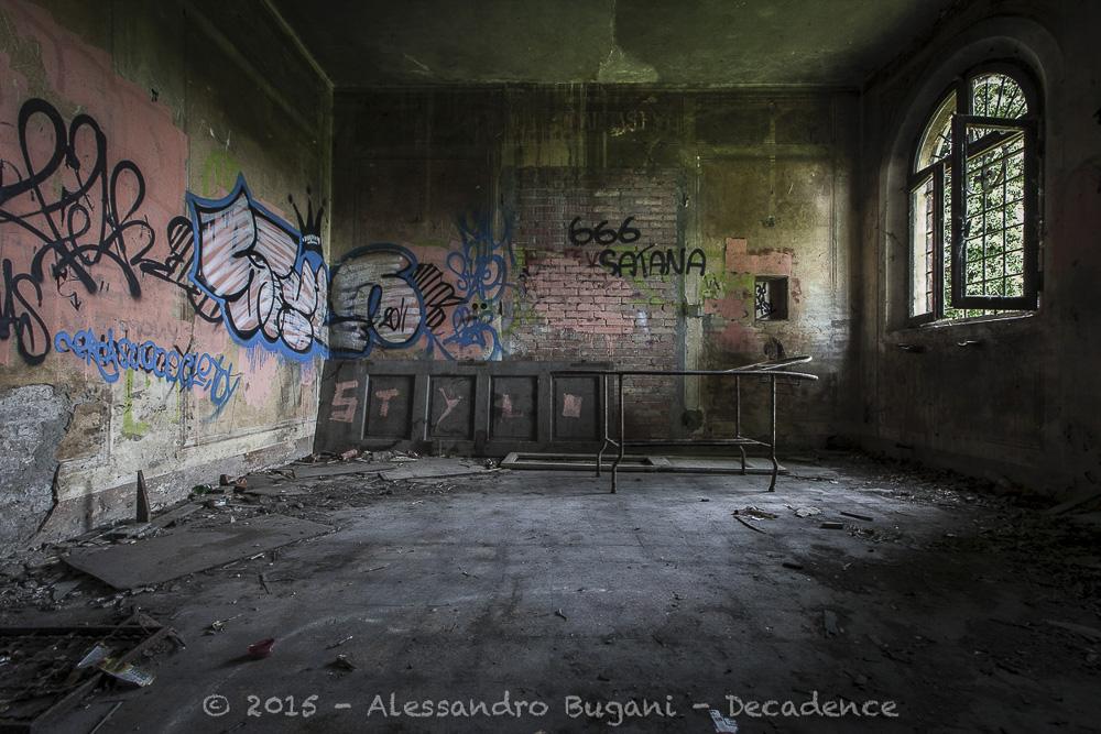 Ex Manicomio di Aguscello-70