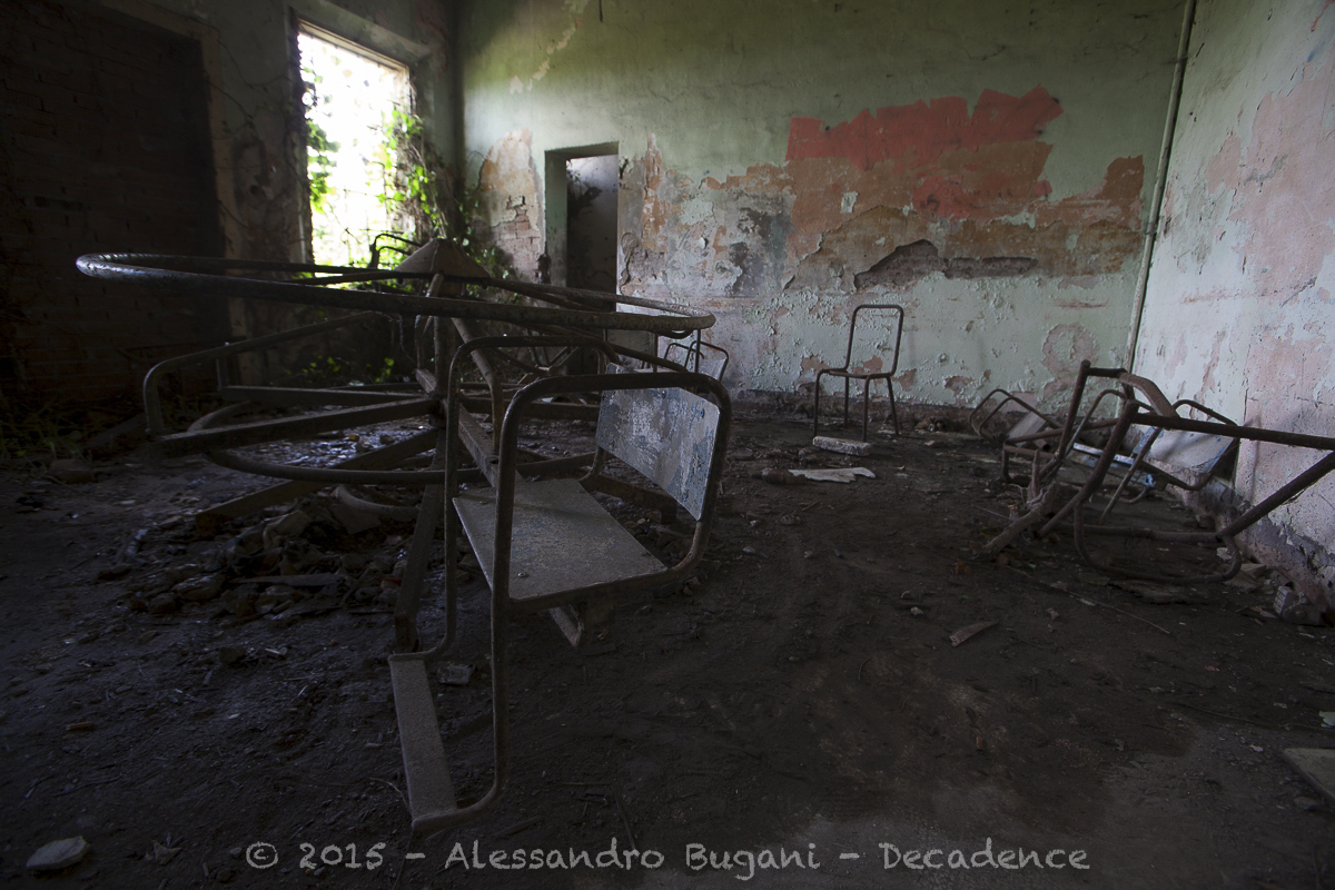 Ex Manicomio di Aguscello-56
