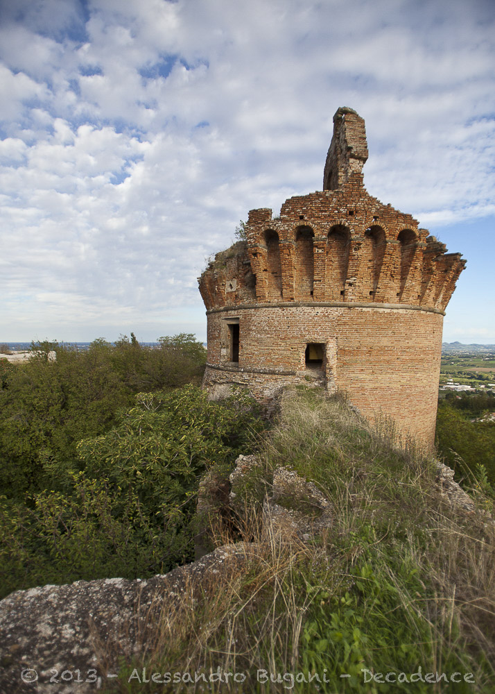 Castello di monte poggiolo-17