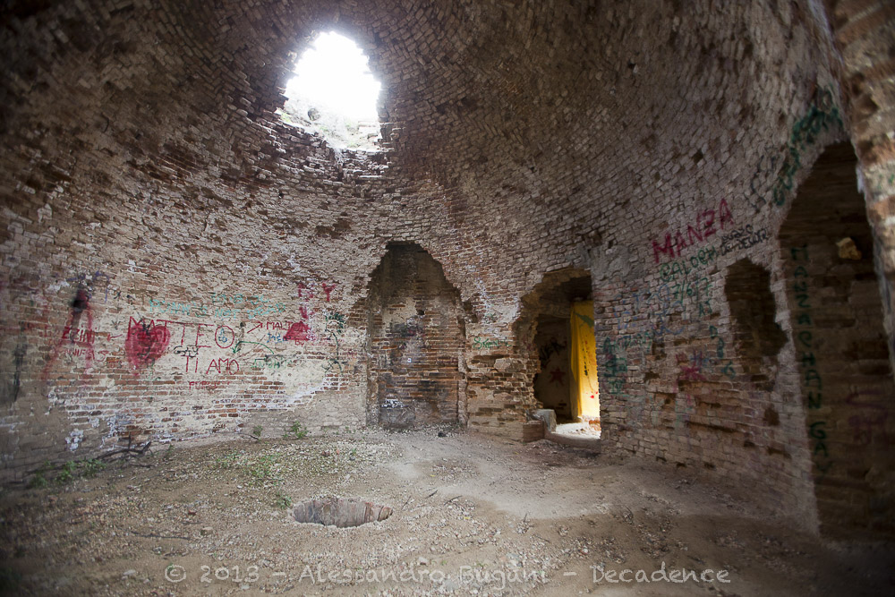 Castello di monte poggiolo-13