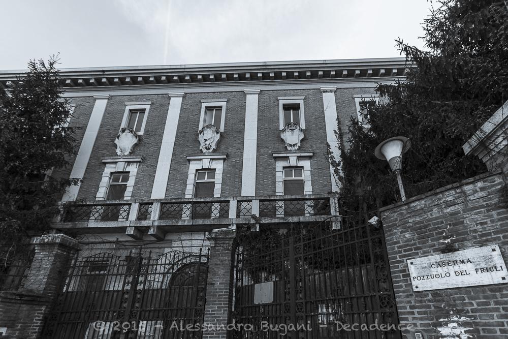 Caserma Pozzuolo del Friuli-90