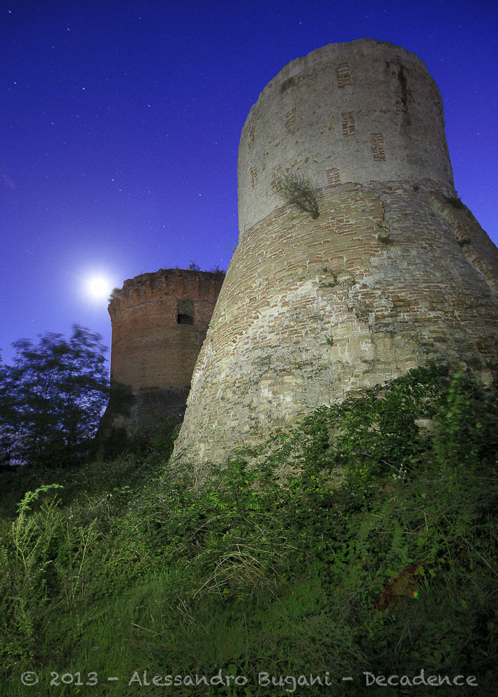 Castello di monte poggiolo-90