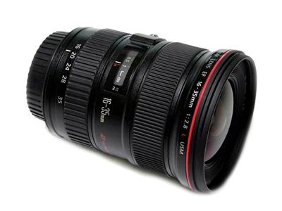 Canon EF 16-35mm f2,8L