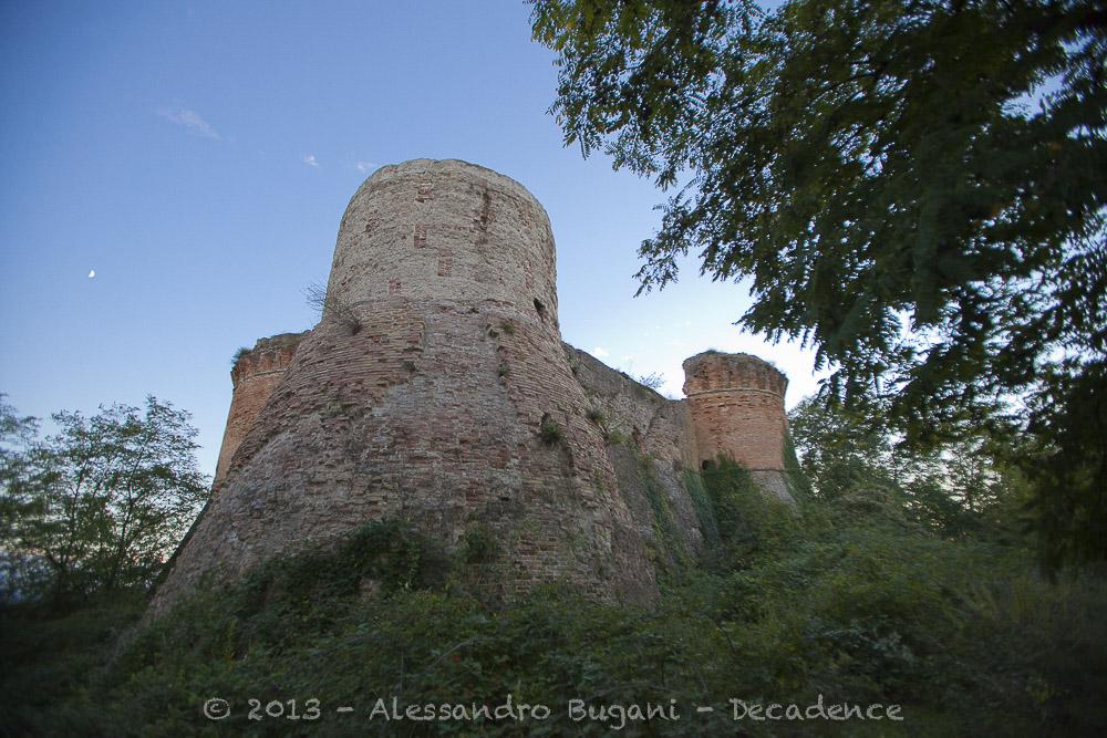 Castello di monte poggiolo-82