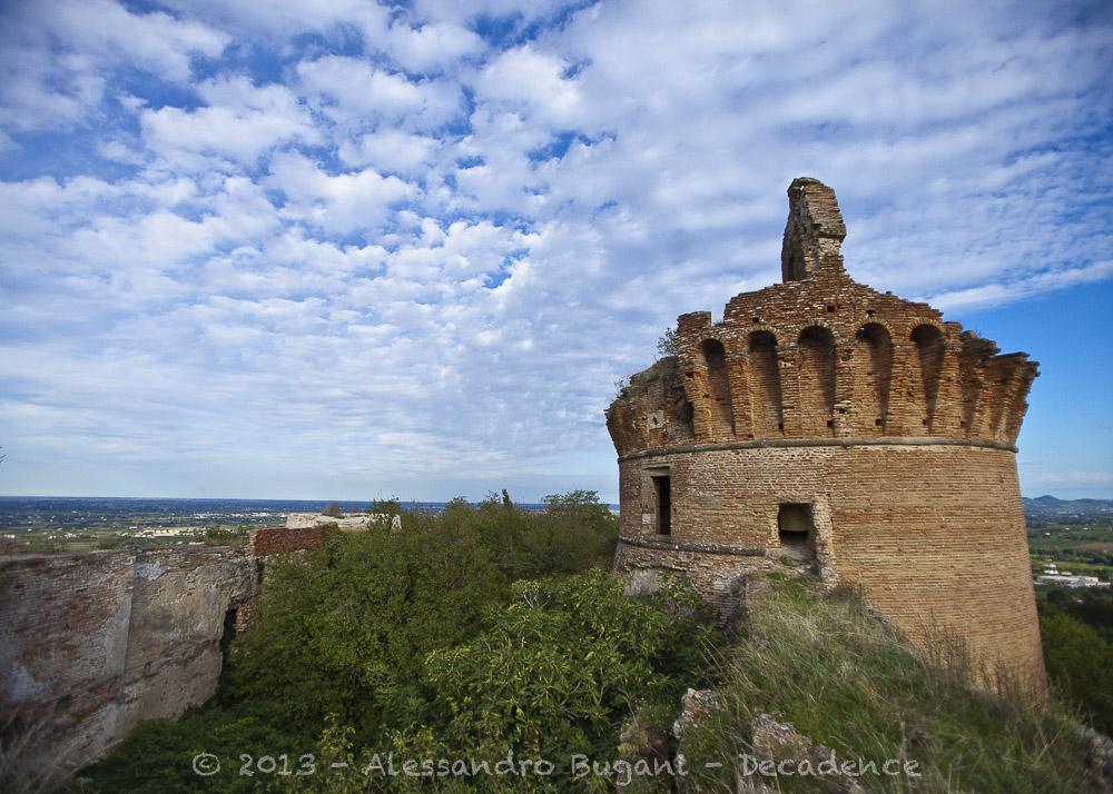Castello di monte poggiolo-16
