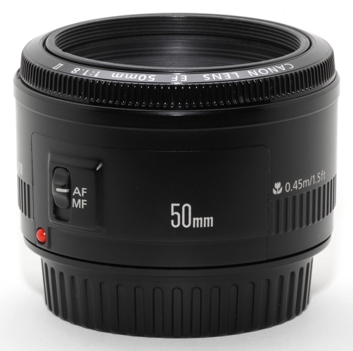 Canon EF 50mm f1.8