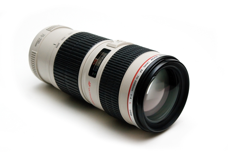 Canon EF 70-200mm f4L IS