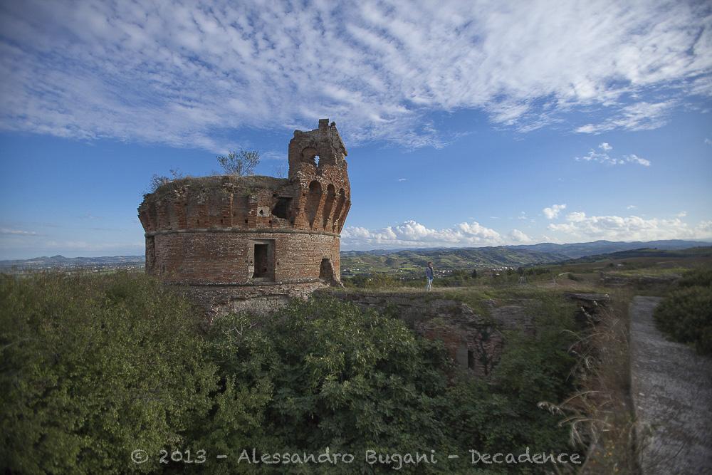 Castello di monte poggiolo-19