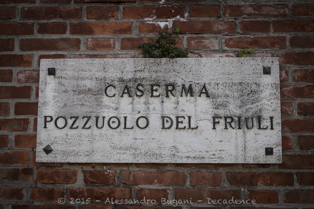 Caserma Pozzuolo del Friuli-86