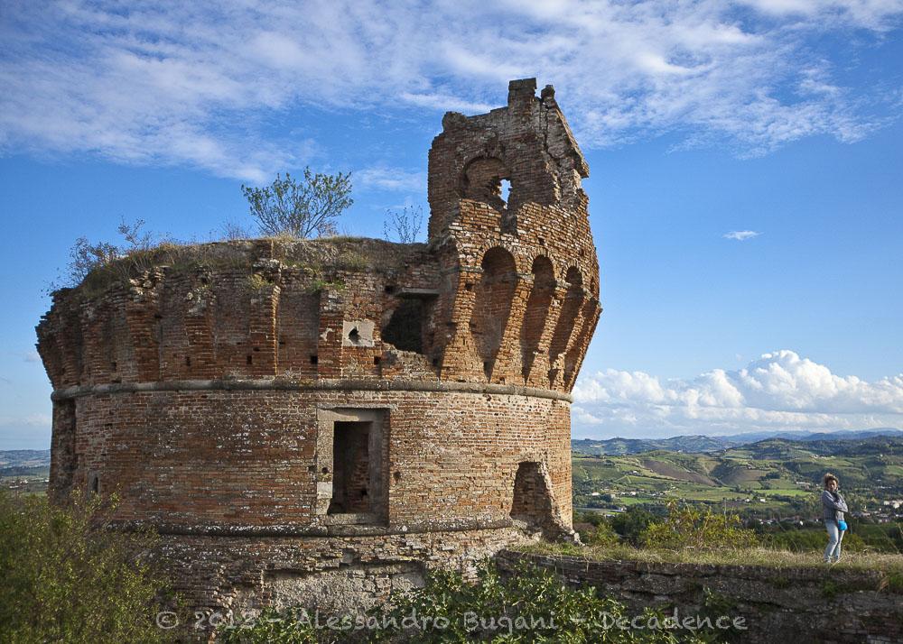 Castello di monte poggiolo-20