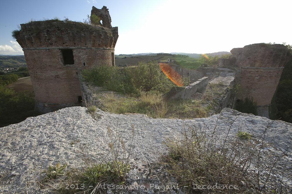 Castello di monte poggiolo-49