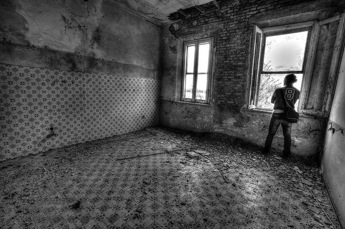Decadence - luoghi abbandonati