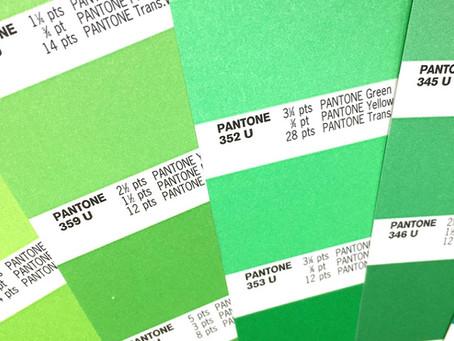 Coloma kleurt uw drukwerk groen