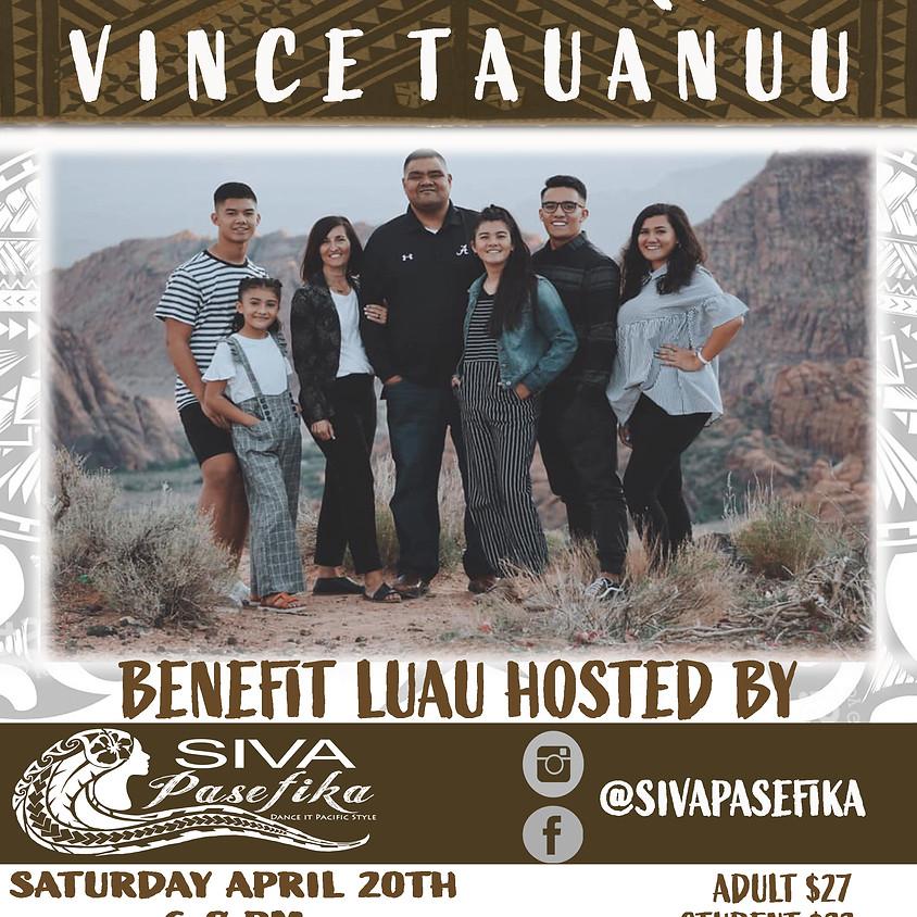 """Honoring A Warrior"" Vince Tauanu'u"