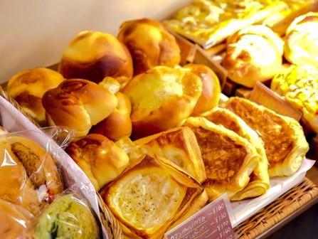Bakery Fukuroku: A warm buttered heart