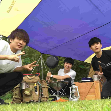 The outdooers - TAKIBI-