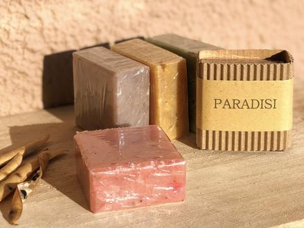 Paradisi – Raising awareness on sustainability through 'organic soap-making'