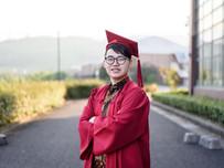 身近な環境問題から、世界を変える ~ Kelvin Tangさん卒業インタビュー