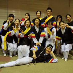 APUサムルノリチーム「シンミョン」