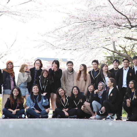 APU国際関係学生連盟(IRSA)