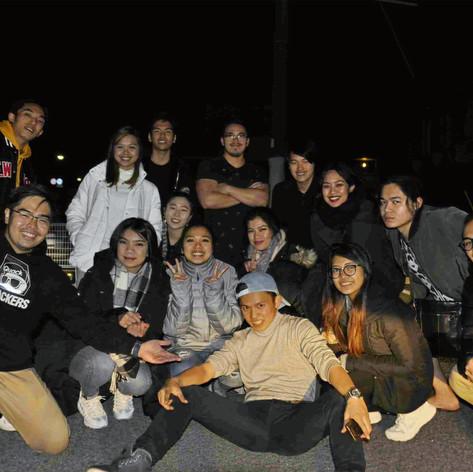 フィリピンAPU学生団体