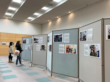 Creating a World without the Word 'Refugee' Vol. 2: Report from the Refugee Photo Exhibition