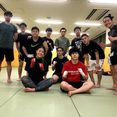 APUキックボクシング