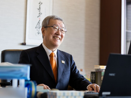 Discussion with President Deguchi~ How to survive in the era of the COVID-19 pandemic ~